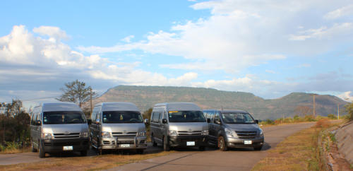 Laos Rundreisen - Sichere Fahrzeuge Reise