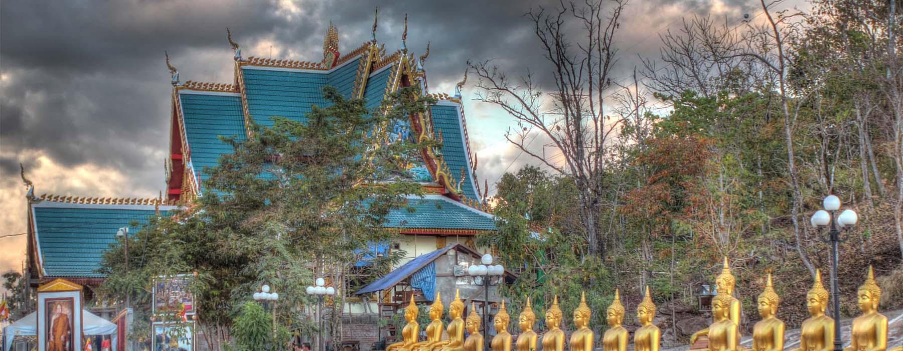 Laos-Urlaub-Rundreisen