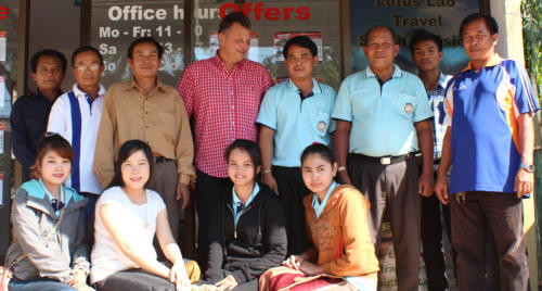 Reiseagentur Laos - Lotus Team